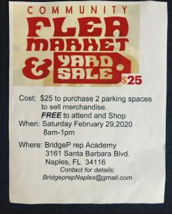 Community Flea Market